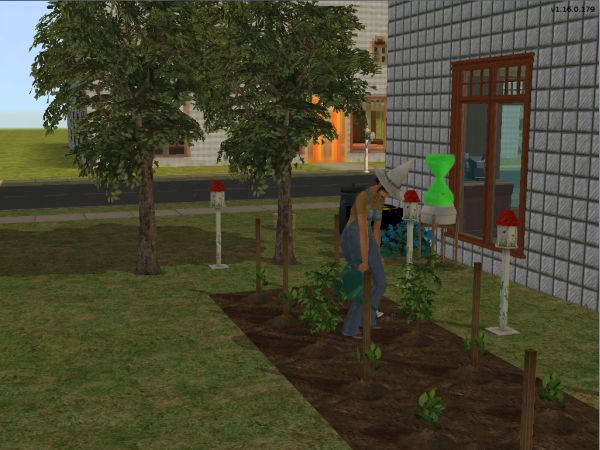 Screenshot Sims 2 Apartment Life