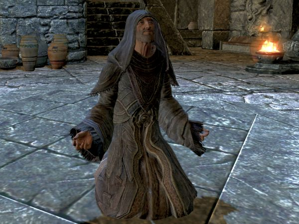 Graybeard, from game Skyrim