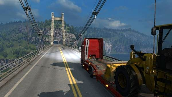 Screenshot European Truck Simulator 2 (ETS2)