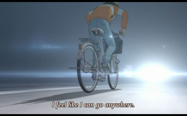 Screenshot anime YowaPeda